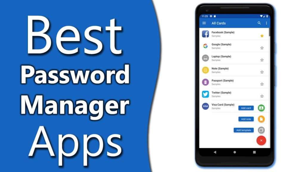 Best-free-Password-Manager-App