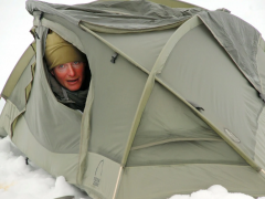 Keep Warm in cold wheather during camping