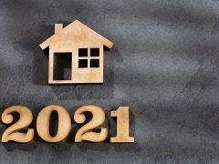 Real Estate in U.S in 2021