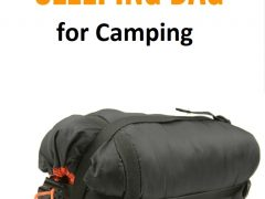 CHOOSE A SLEEPING BAG TIPS